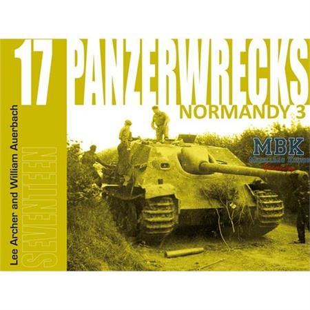 Panzerwrecks #17 - Normandy 3