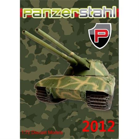 Panzerstahl Katalog 2012
