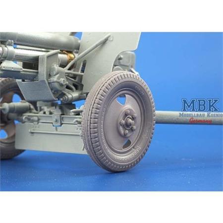 Wheels for Zis-2/3, KP-42, Limber