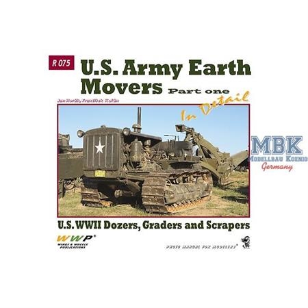 Red Line Band 75 US Army Earth Movers Part 1