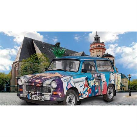 Trabant 601S Universal 25 Jahre Mauerfall