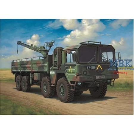 MAN 10t milgl 8x8 truck