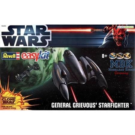 "General Grievous' Starfighter ""Easy Kit"" 1:32"