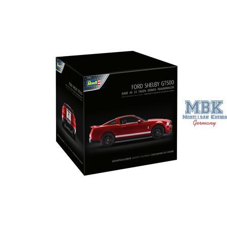 Adventskalender Ford Shelby GT