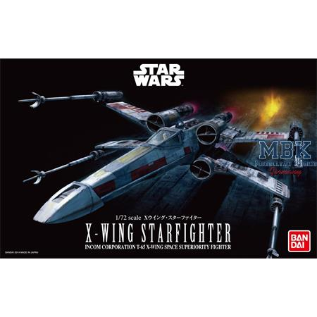 Star Wars: BANDAI X-Wing Starfighter