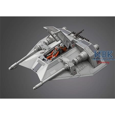 Star Wars: BANDAI STAR WARS Snowspeeder