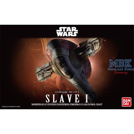 Star Wars: BANDAI STAR WARS Slave I