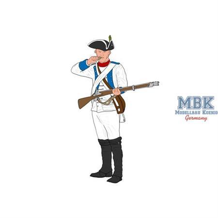 Austrian & Prussian Infantry (Seven Years War)