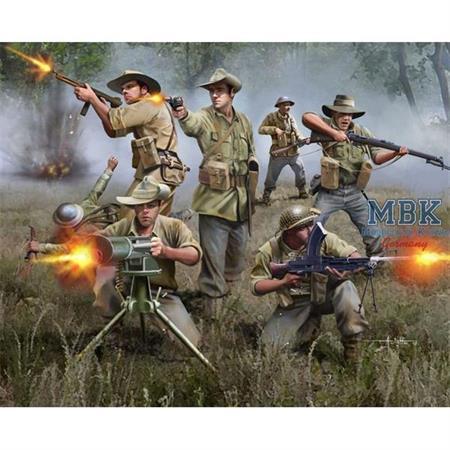 AUSTRALIAN INFANTRY WWII