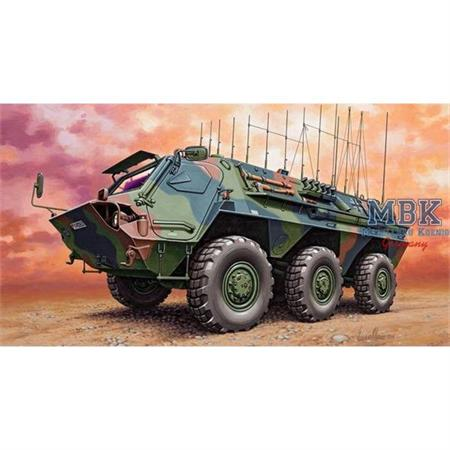TPz 1 Fuchs EloKa Hummel / ABC Spürpanzer