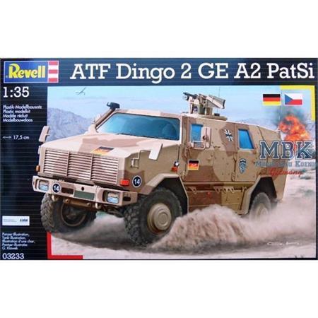 ATF Dingo 2 GE A2 PatSi