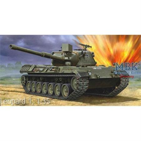 Leopard 1 (2.-4. Baulos)