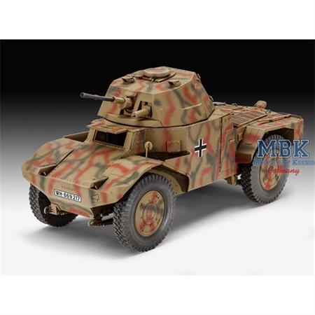 Armoured Scout Vehicle P204(f) (Panhard 178)