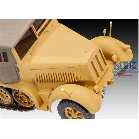 Sd.Kfz. 7 (Late Production)