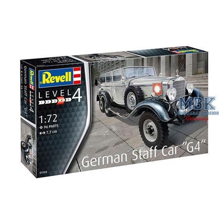 German Staff Car G4