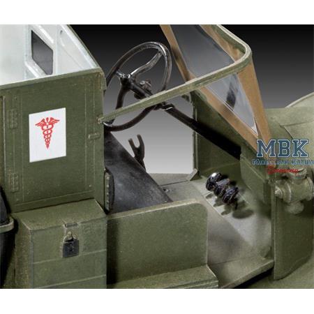 Model T 1917 Ambulance