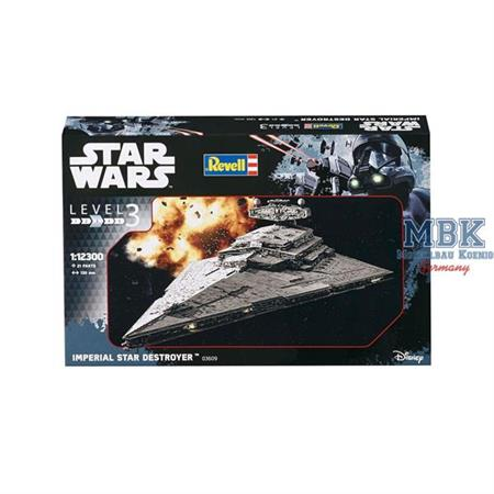 Imperial Star Destroyer Star Wars (1:12300)