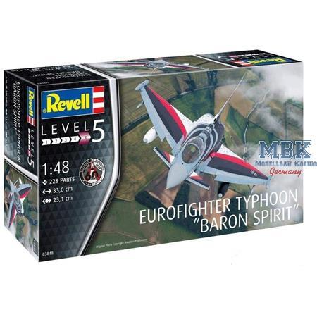 """Eurofighter Typhoon""""BARON SPIRIT"""""""