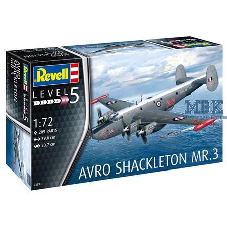 Avro Shackleton MR.3