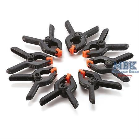 Spannzwingen-Set (Modellklammern / Model Clamps)