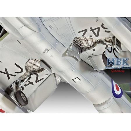 British Legends: Hawker Hunter FGA.9