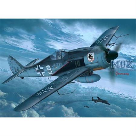 Focke Wulf Fw190A-8, A-8/R11 Nightfighter