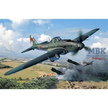 IL-2 Stormovik Schlachtflugzeug/Armoured Aircraft