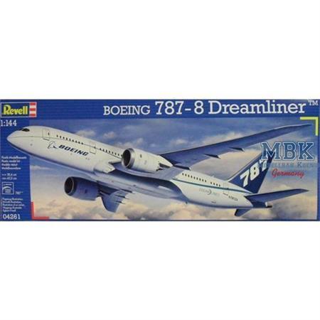 Boeing 787 Dreamliner 1:144