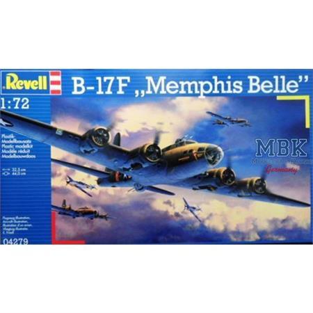 "B-17F Flying Fortress ""Memphis Belle"""