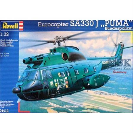 "SA330 ""Puma"" Bundespolizei"