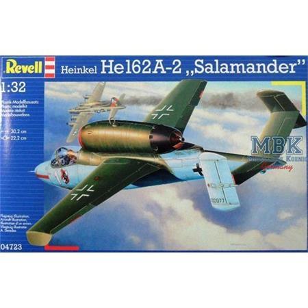 "Heinkel He-162 A-2 ""Salamander"""