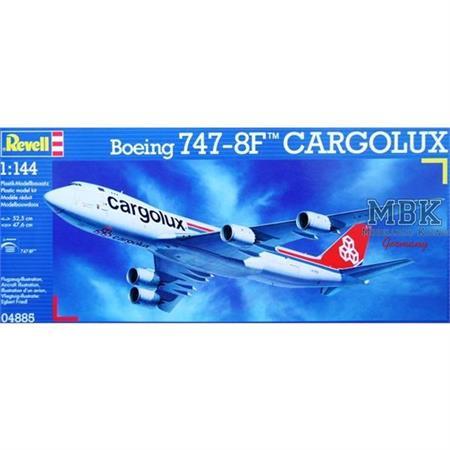 Boeing 747-8F CARGOLUX