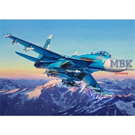 Sukhoi Su-27 SM Flanker