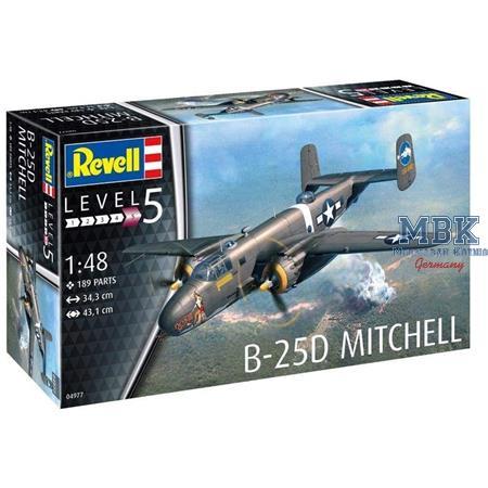 B-25C / D Mitchell