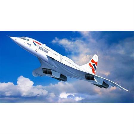 Concorde British Airways