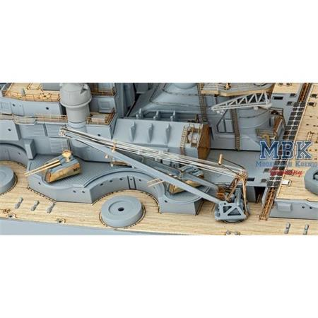 Battleship Bismarck Limited Platinum Edition