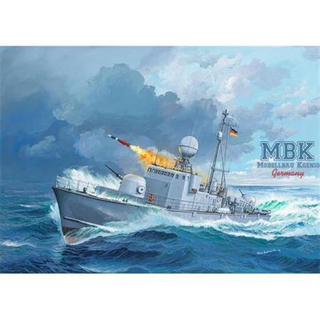 Fast Attack Craft Albatros Class 143 (Schnellboot)