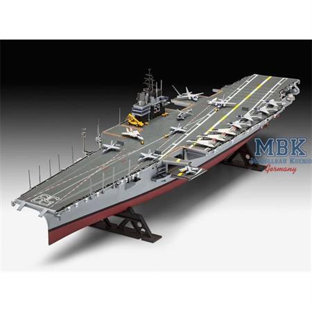 USS FORRESTAL (CVA-59) 1:542