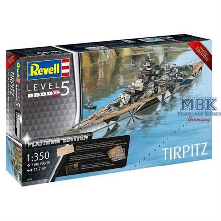 TIRPITZ Platinum Edition