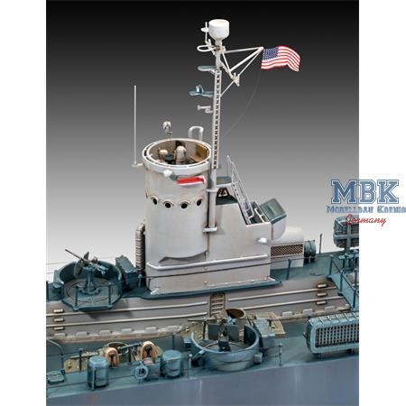 US Navy Landing Ship Medium (Bofors 40mm gun)