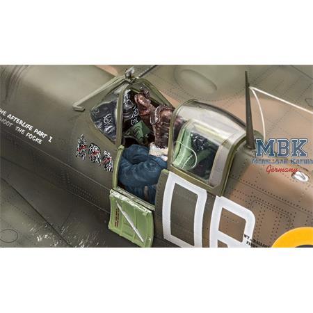 "Spitfire Mk.II ""Aces High"" Iron Maiden"