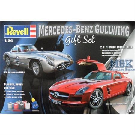 """Geschenkset """"Mercedes-Benz Gullwing"""""""
