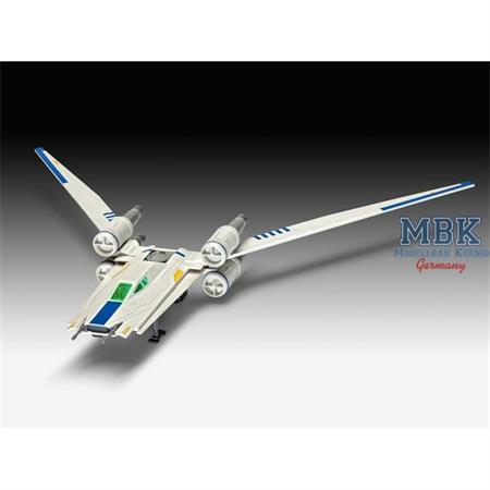 U-Wing Fighter Star Wars Rogue One (Build & Play)