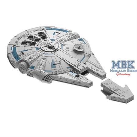 Star Wars: Millennium Falcon - Solo (Build & Play)