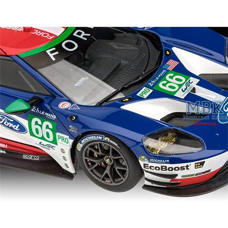 Ford GT-Le Mans 1:24