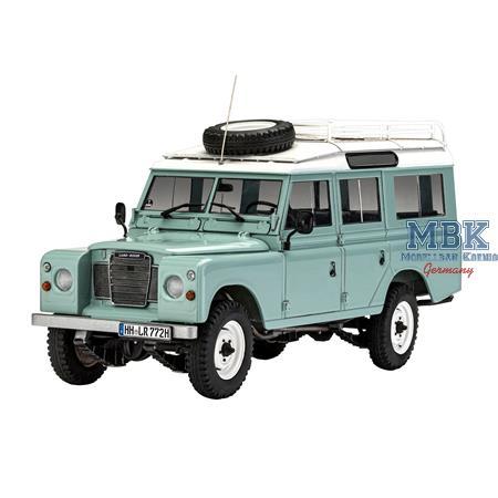 Land Rover Series III   1:24
