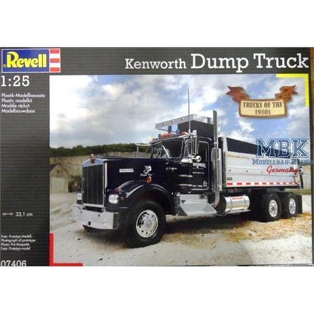 Kenworth Dump Truck