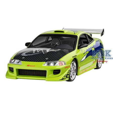 Fast & Furious Brian's 1995 Mitsubishi Eclipse