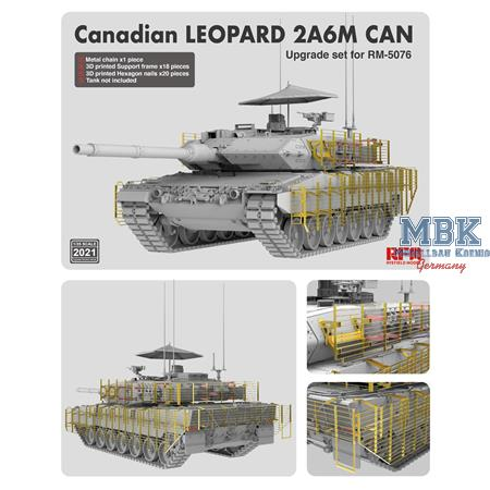 Upgrade set for RFM5076 Canadian Leopard 2A6M CAN