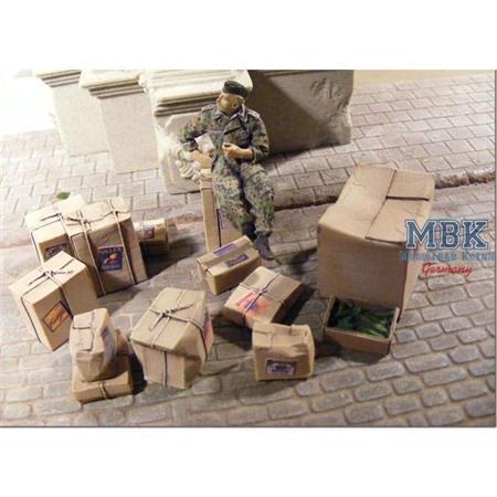 Cardboard Boxes - Kartons
